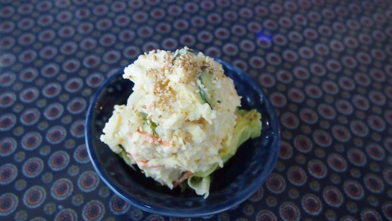 自家製ポテトサラダ potato salad