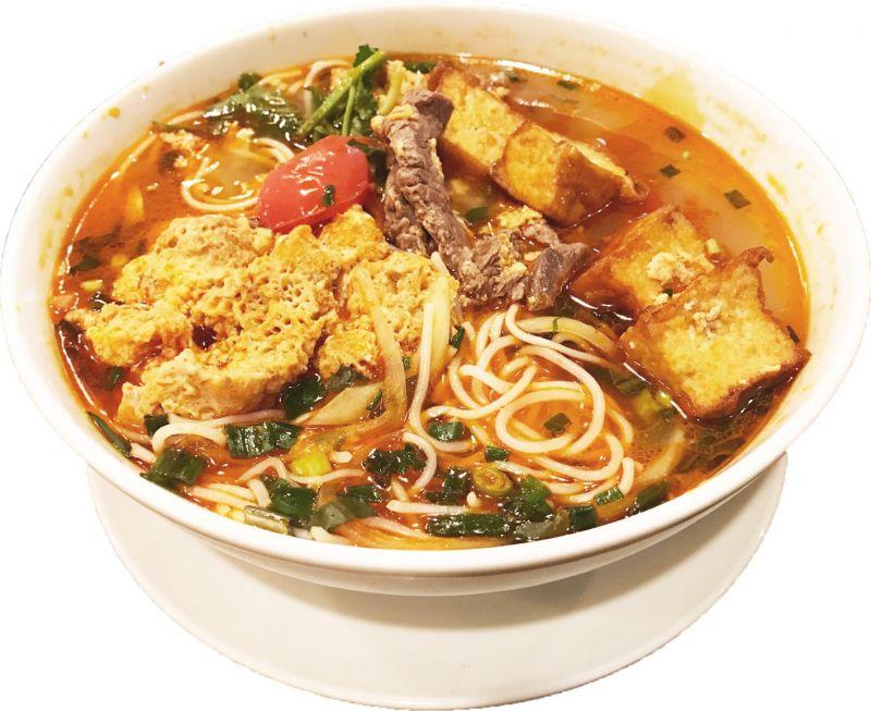 ブンリュウクア(蟹汁麺)