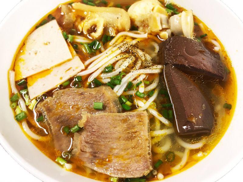 フェ風辛口麺