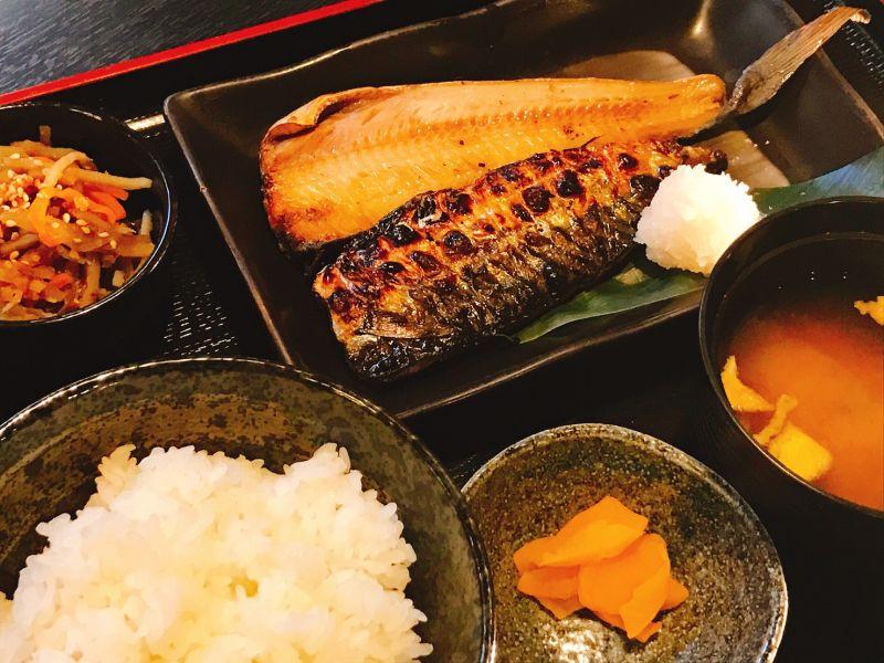 焼魚食堂 渋谷 焼き魚定食