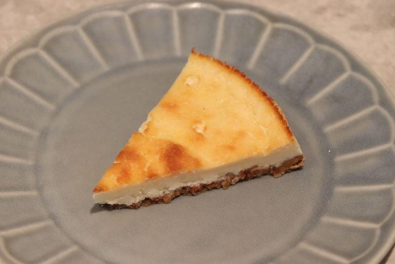 ナチュラルチーズケーキ