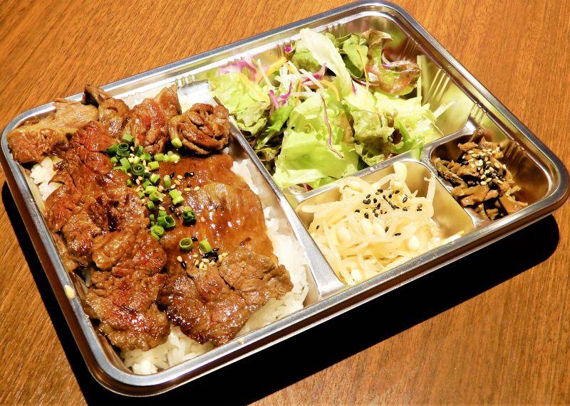 【EPARKテイクアウト限定特価】焼肉弁当(並)