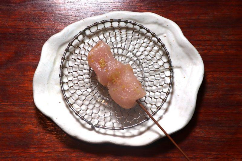 鶏むねの柚子胡椒風味