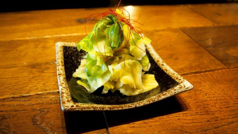 柚子キャベツ
