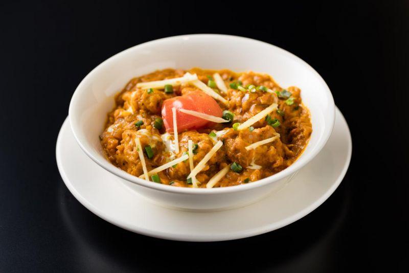 海老と帆立のカレー(Shrimp and scallops curry)