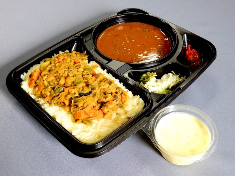 野菜弁当(Vegetable Lunch box)