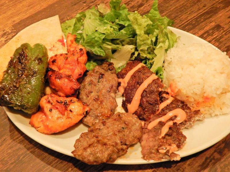 ミックス ケバブ(Mixed Kebab)