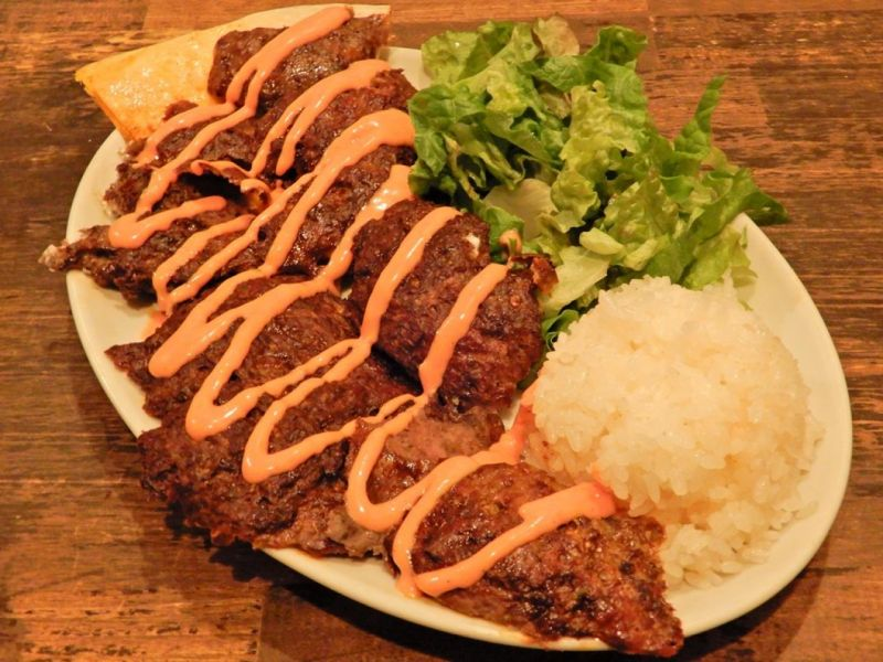ドネルケバブ(Doner Kebab)