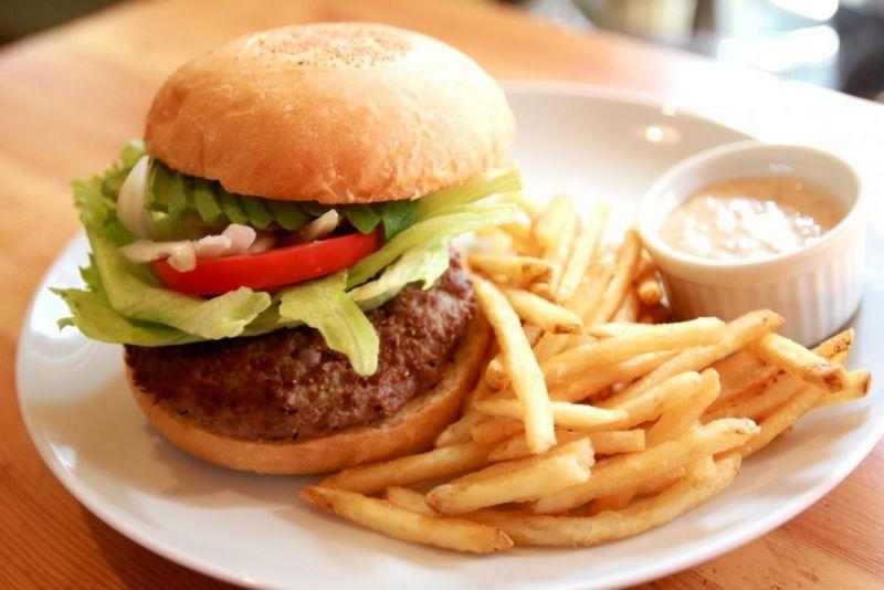 アボカドサニーバーガー Avocado Sunny Burger
