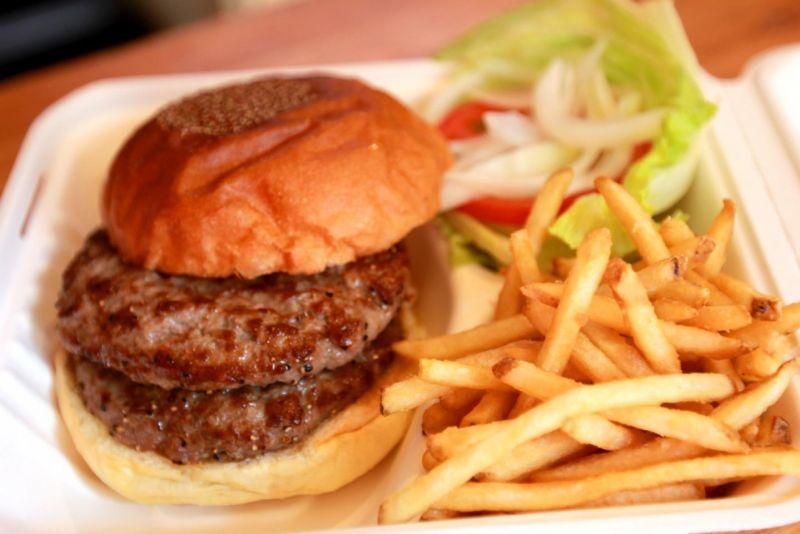 Wバーガー Double Burger