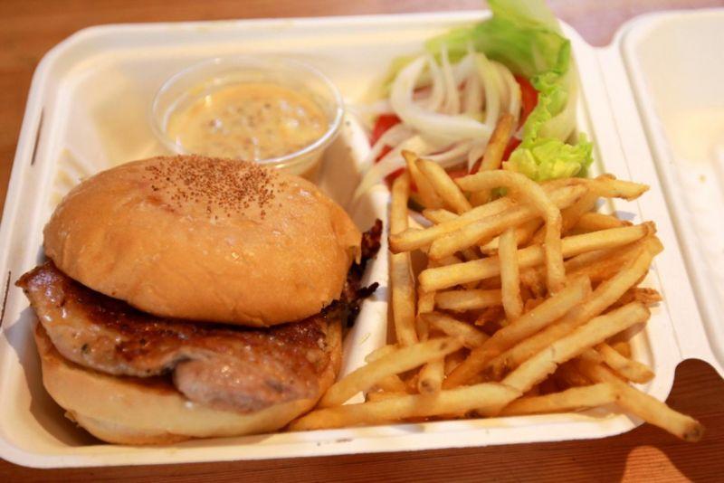 サニーチキンバーガー Sunny Chicken Burger