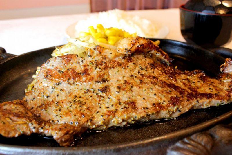 【ご飯大盛り無料キャンペーン中!】サーロインステーキ