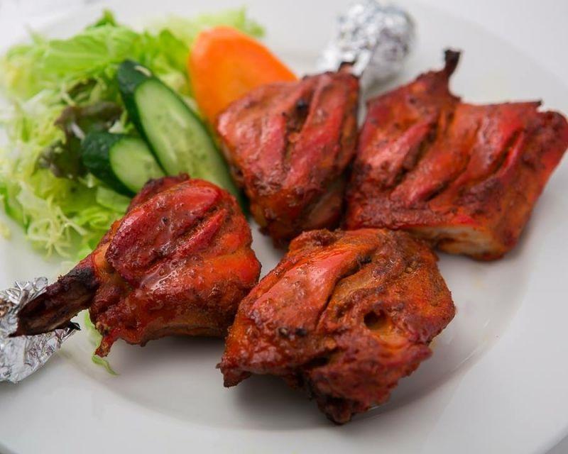 タンドリーチキン(4P) tandori chicken