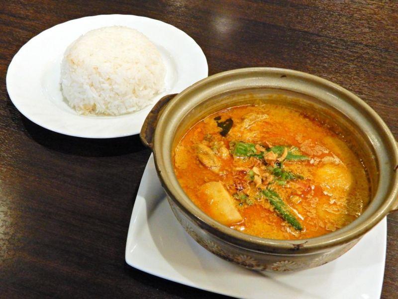 マレーシアチキンカレー(Chicken Curry)