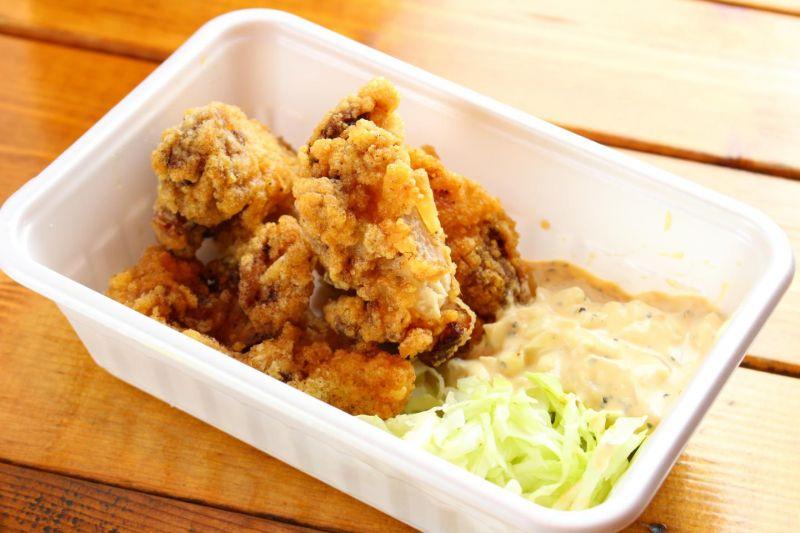 鶏の唐揚げ(タルタル)