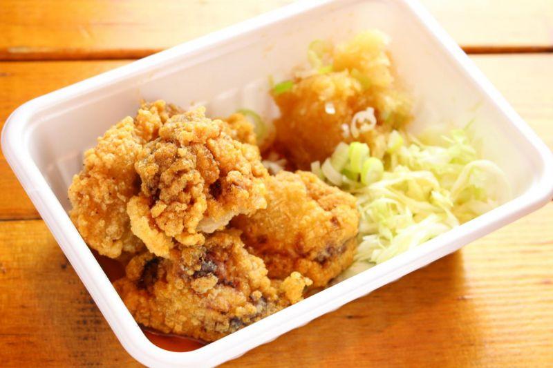鶏の唐揚げ(おろしポン酢)
