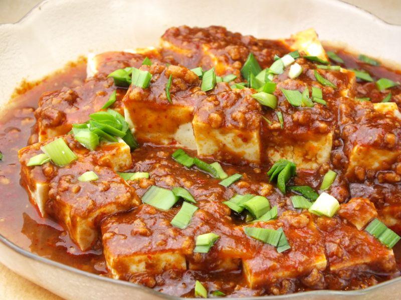 麻婆豆腐(ディナー限定)