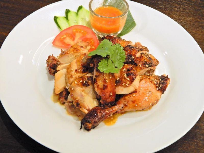 ローストチキン(Roasted Chicken)