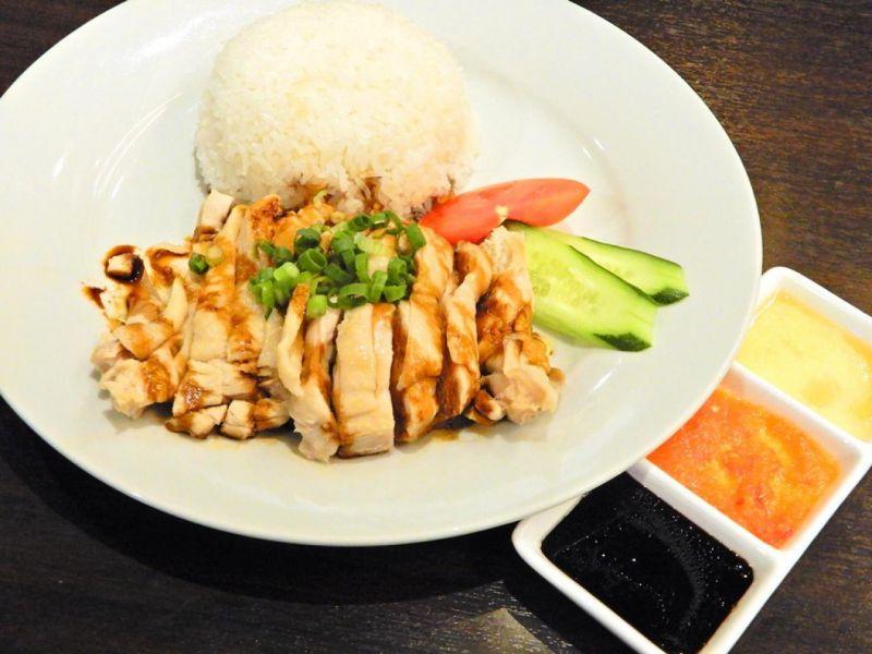 マレーシアチキンライス(Nasi Ayam)