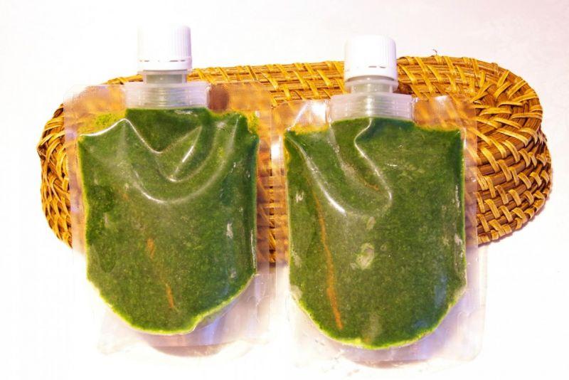 ルコチア特製野沢菜漬物ソース(1個)