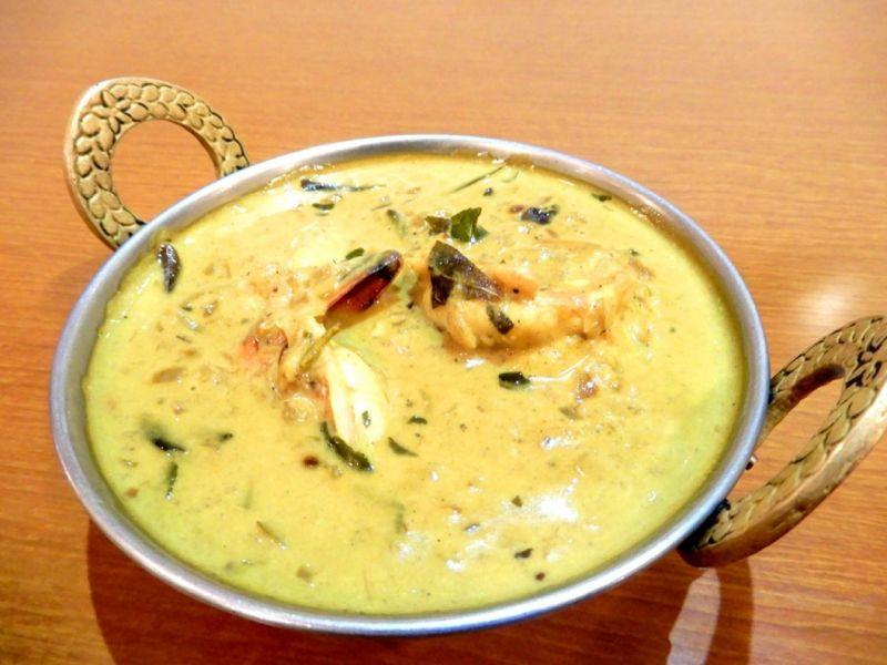 マラバルシュリンプカレー(Malabar Shrimp Curry)