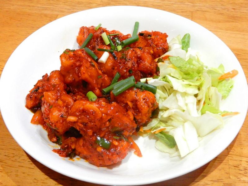 チリチキン(Chilli Chicken)