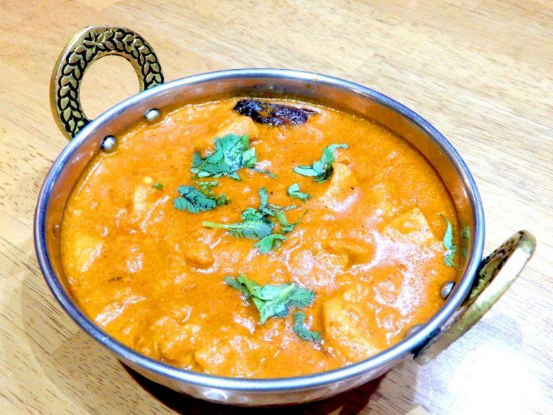 チェティナードチキンカレー(Chettinad Chicken Curry)