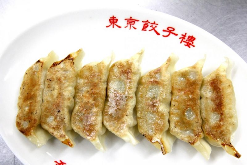 焼きしそ餃子(10個入り)
