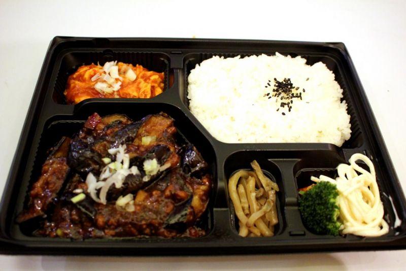 【ご飯大盛り無料キャンペーン中!】麻婆茄子のお弁当