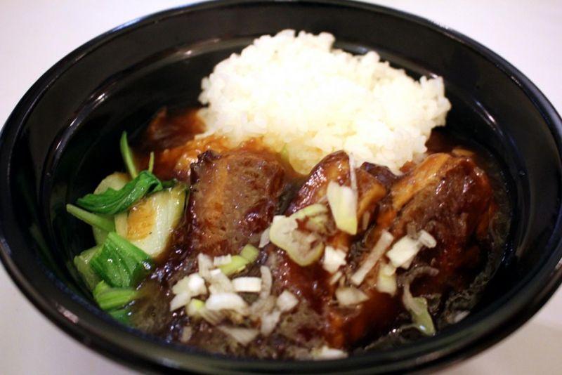 【ご飯大盛り無料キャンペーン中!】豚角煮丼