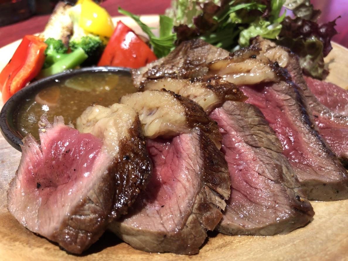 牛イチボステーキ 1ポンド