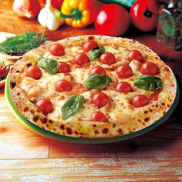 プチトマト多めのマルゲリータ