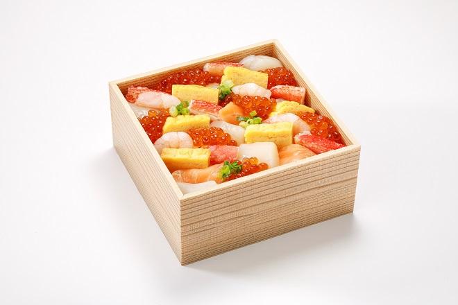 【特製】海宝ちらし寿司