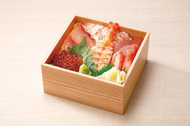 【特選】晩秋のちらし寿司