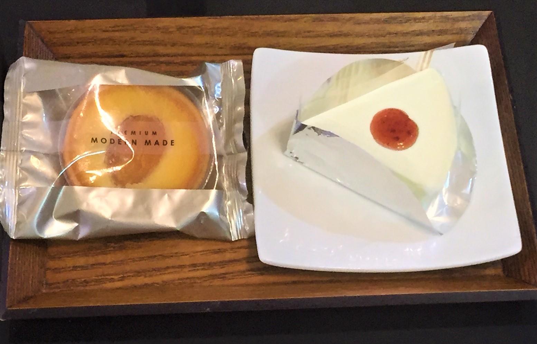 チーズケーキ&洋菓子セット