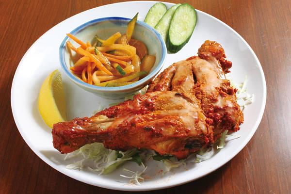 タンドリーチキン / Tandoori Chicken