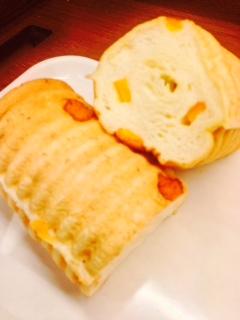 丸太ブレッド(チーズ)ハーフ