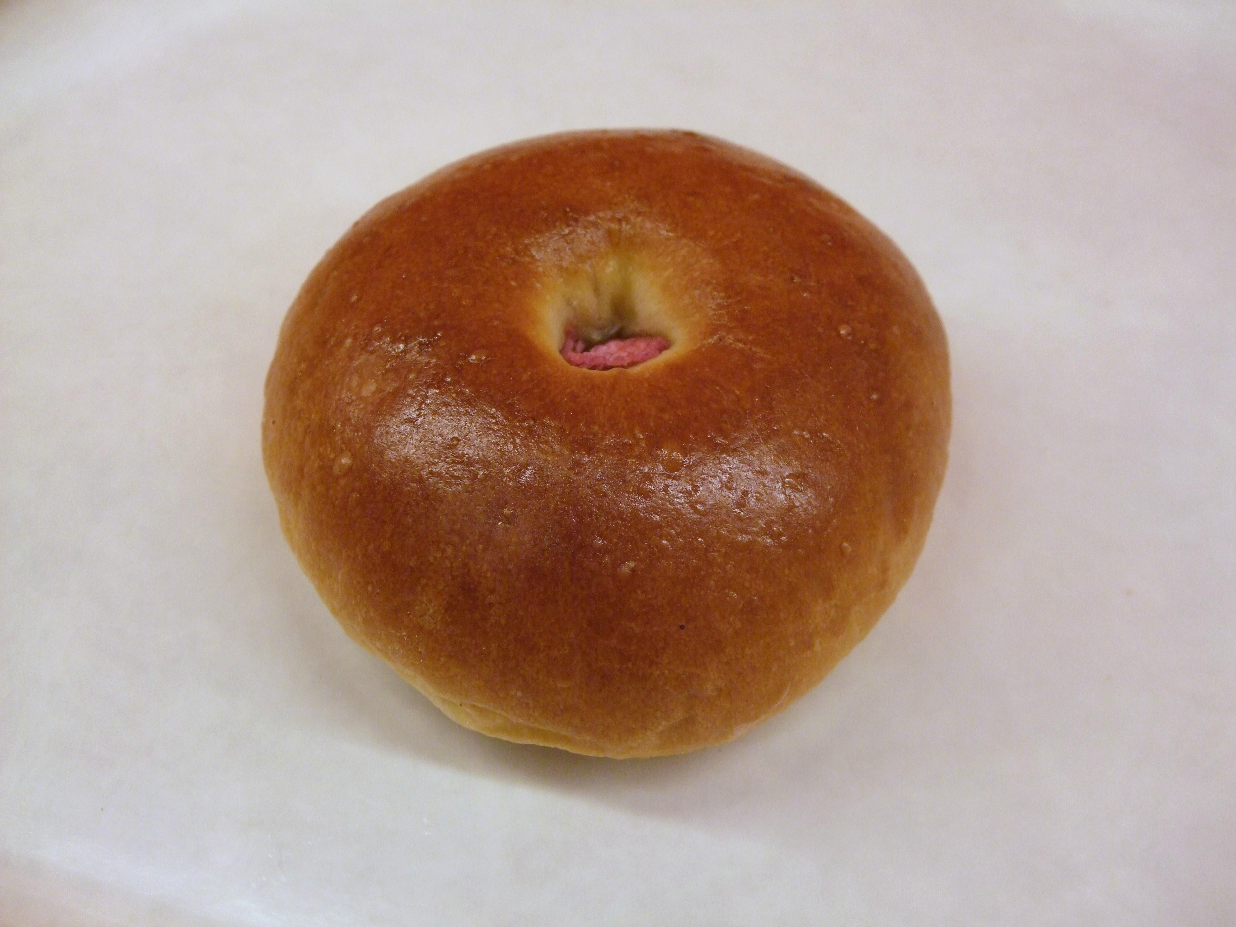 こしあんパン