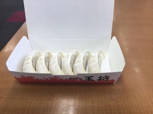 生餃子(1箱、6ケ入)