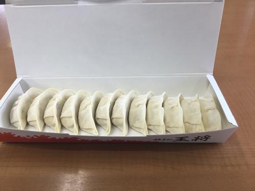 (生) にんにくゼロ生姜餃子(2人前:12ヶで1箱)