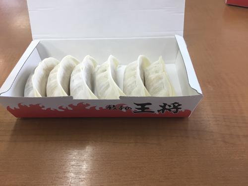 (生) にんにくゼロ生姜餃子(1人前:6ケで1箱)