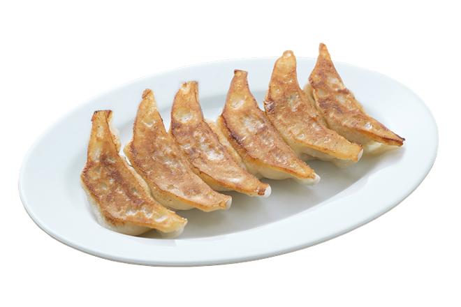 にんにくゼロひとくち生姜餃子(焼き、1人前:6ヶ)