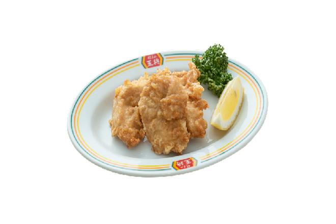 鶏の唐揚(3ヶ)