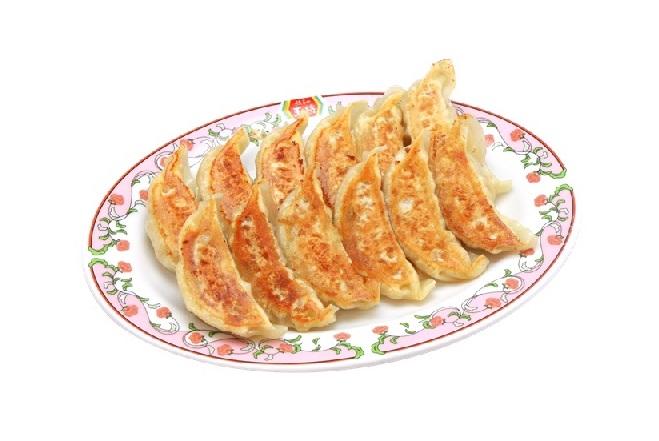 餃子 (焼き、2人前:12ヶで1箱)