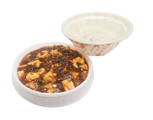 麻婆豆腐弁当