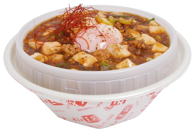 【5月フェアメニュー】温玉麻婆麺