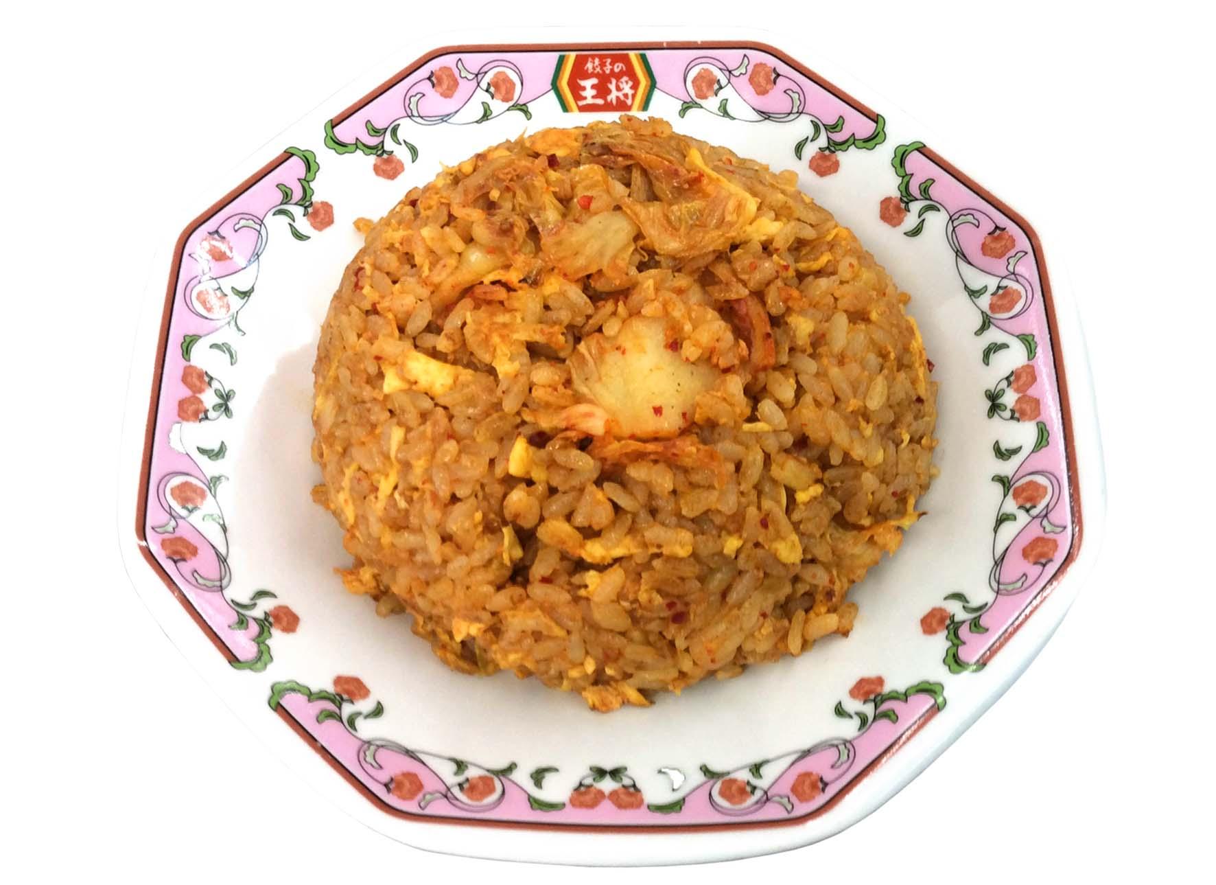 キムチ炒飯(大盛り)