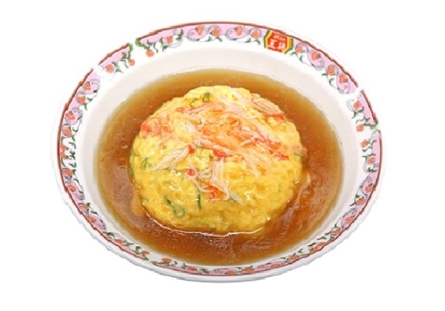天津飯(大盛)