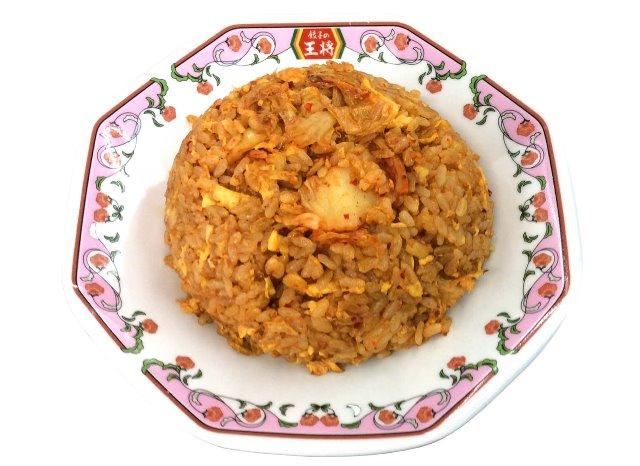 キムチ炒飯(大盛)