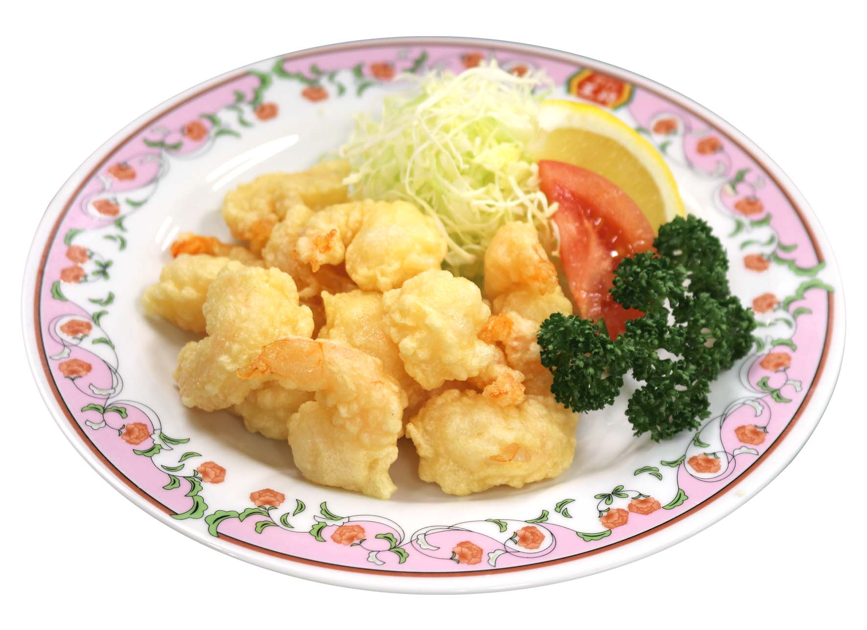 海老の天ぷら